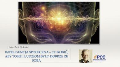 Coaching Inteligencji Społecznej – webinar Darka Niedzieskiego